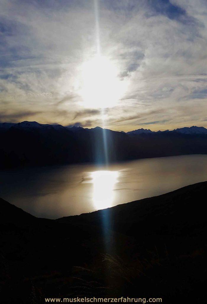 See Berge Licht Muskelschmerzerfahrung.com